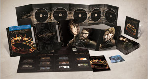 Nerd Alerta – Segunda Temporada de Game of Thrones em DVD e Blu-ray