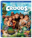 Blu ray 3D Os Croods