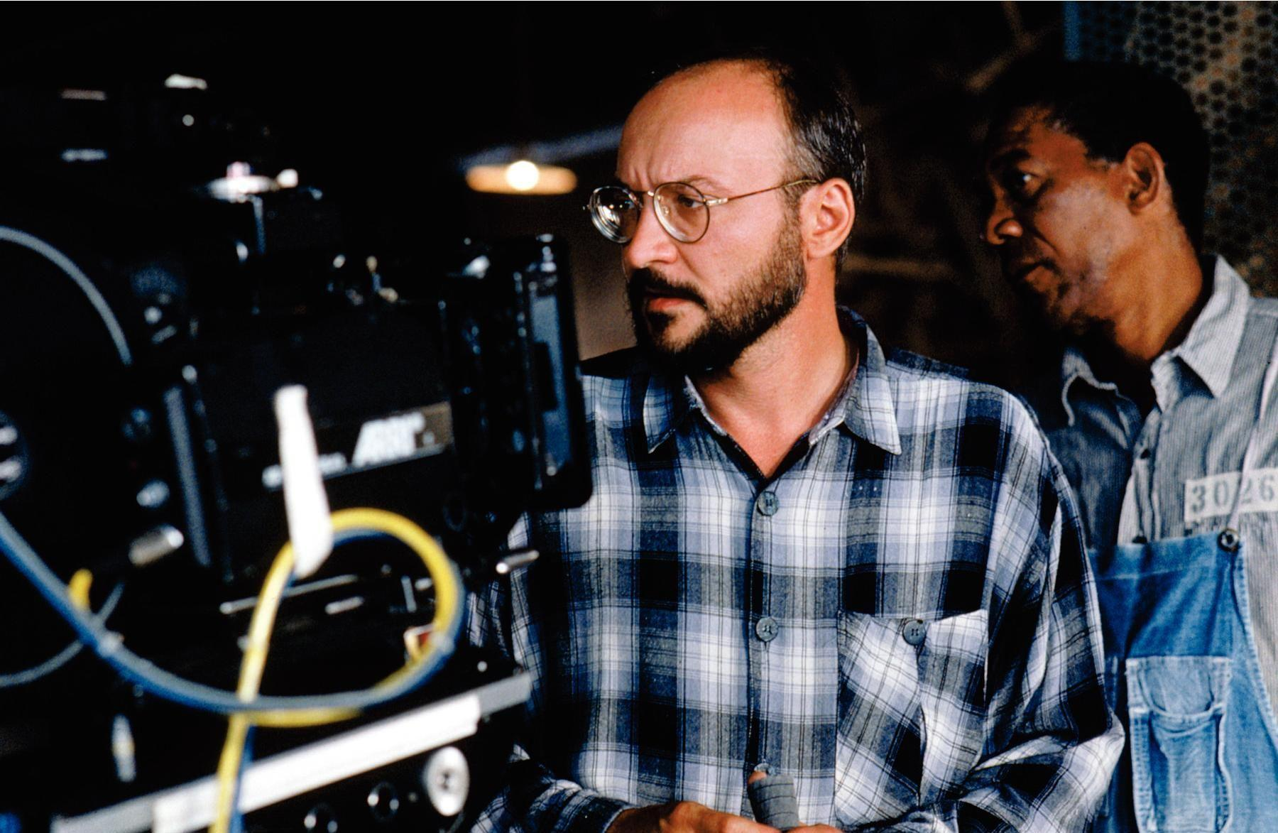 morgan-freeman-and-frank-darabont-in-the-shawshank-redemption-(1994)-large-picture
