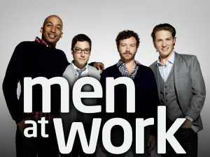 Men At Work West Hollywood - Smashbox Studios